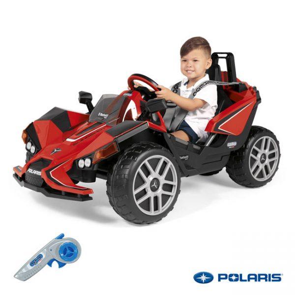 Buggy Polaris Slingshot 12V c/ Controlo Remoto