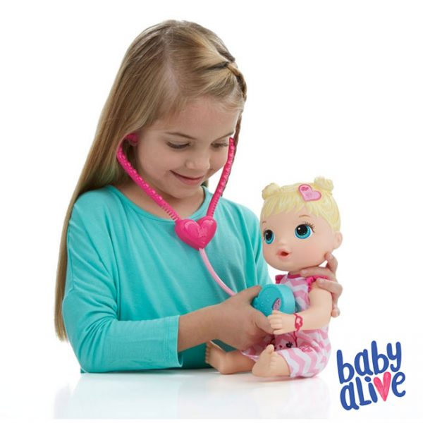 Baby Alive Visita ao Médico
