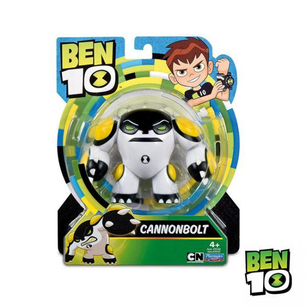 Ben 10 – Figura Básica Cannonbolt