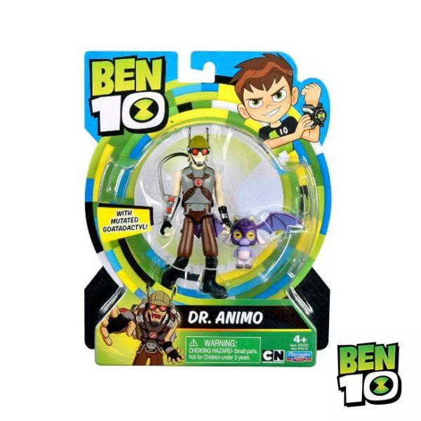 Ben 10 – Figura Básica Dr. Animo