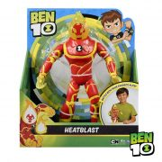 Ben 10 – Figura 25cm Heatblast
