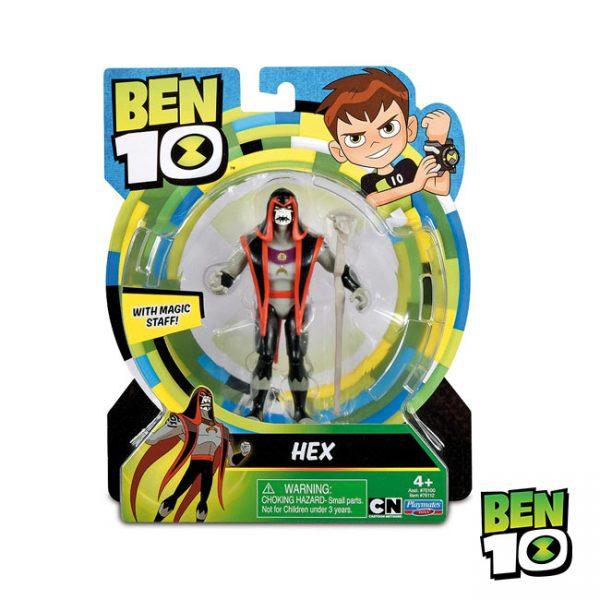 Ben 10 – Figura Básica Hex