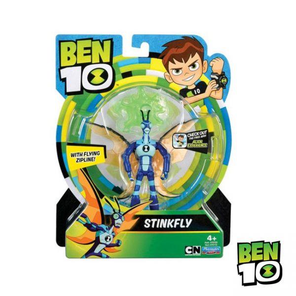 Ben 10 – Figura Básica Stinkfly