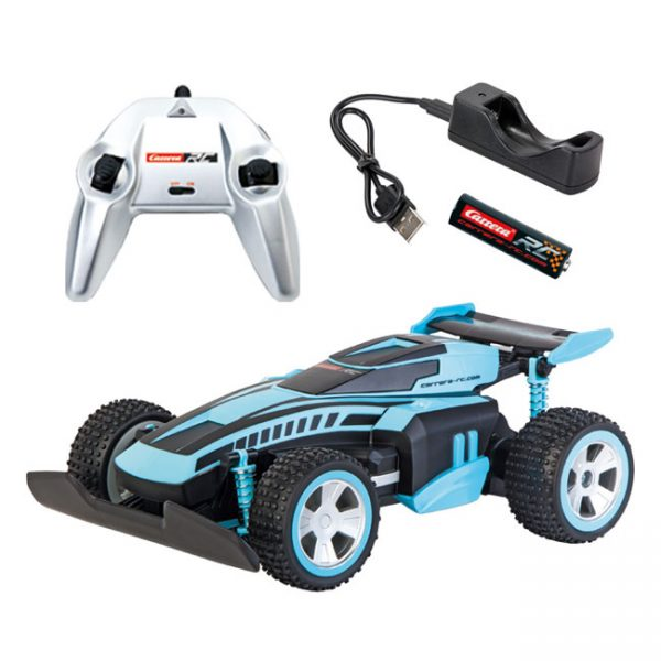 Buggy RC Blue Racer