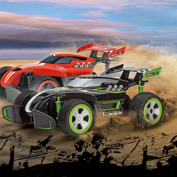 Buggy RC Green Cobra 3