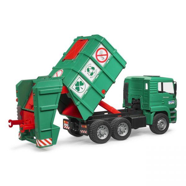 Camião do Lixo MAN TGA