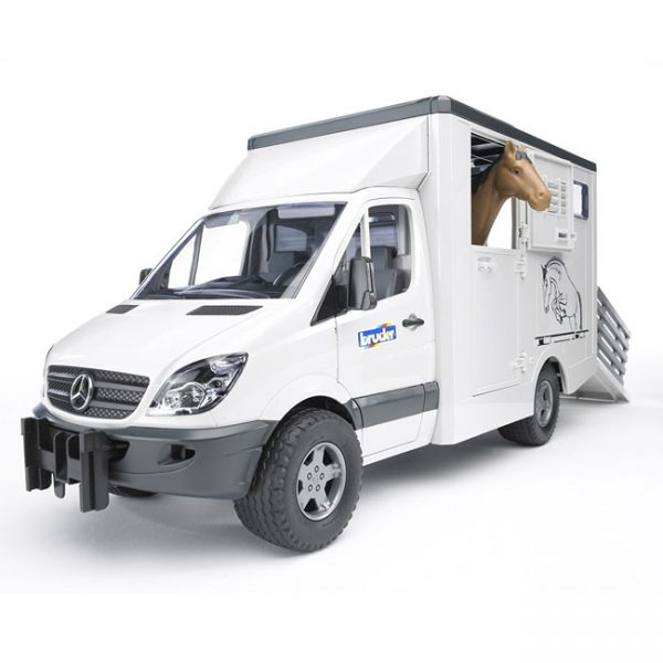 Carrinha Mercedes-Benz Transportador Cavalos