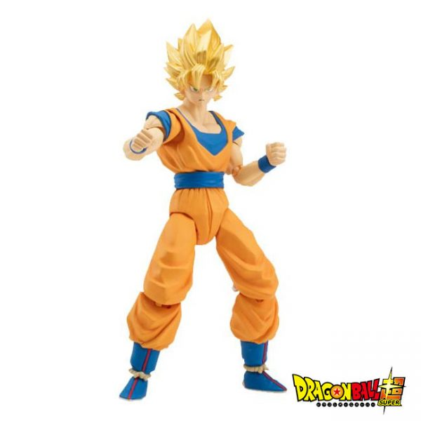Dragon Ball Figura Deluxe Super Saiyan Goku
