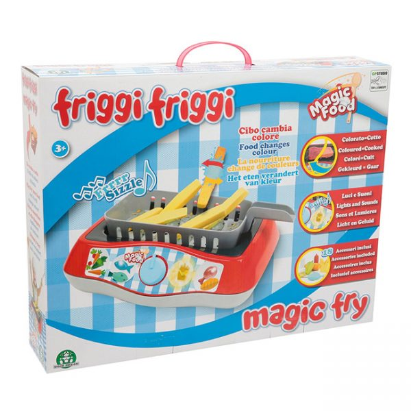 Frigideira Mágica Magic Food
