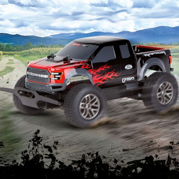 Jipe RC Ford F-150 Raptor Red
