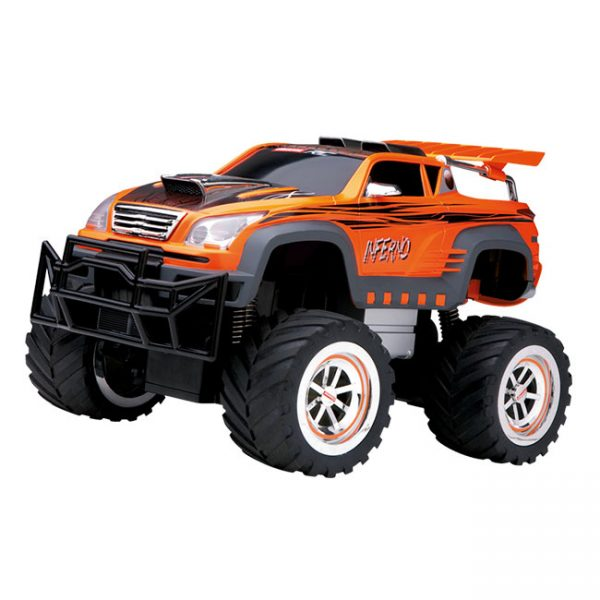 Jipe RC Inferno Orange 2