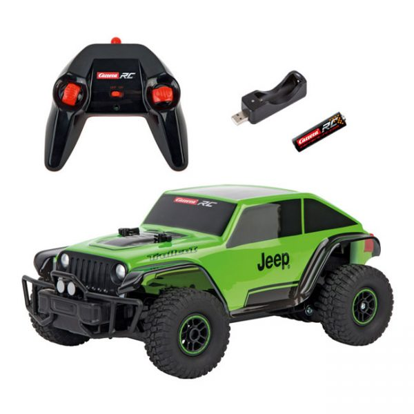 Jipe RC JEEP Trailcat