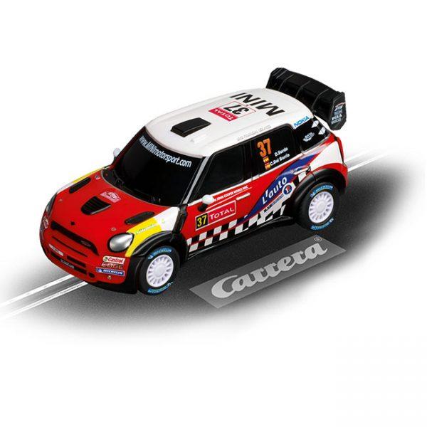 Pista Carrera GO!!! Let's Rally!