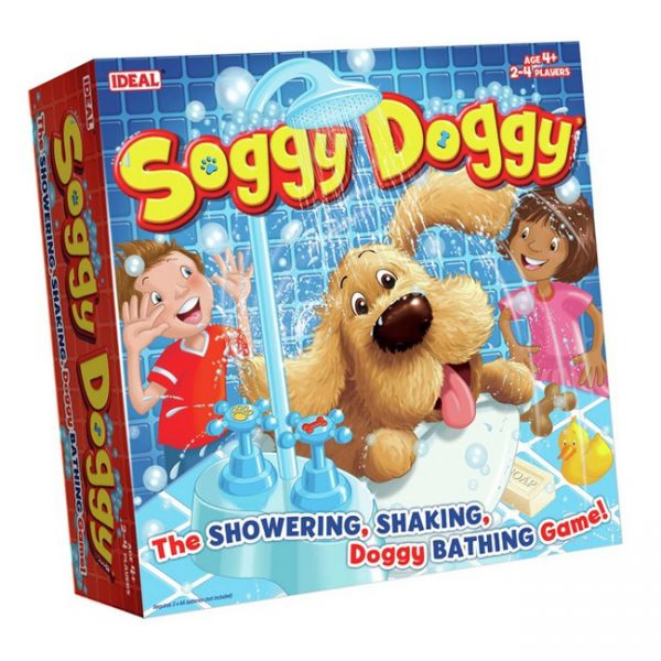 Soggy Doggy Molha Tudo!