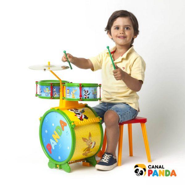 Panda Bateria Musical