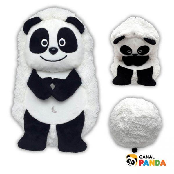 Panda Peluche Escondidito