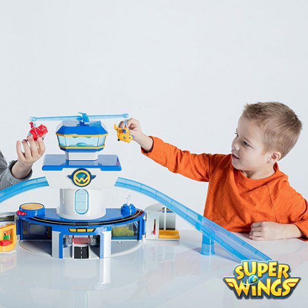 Super Wings – Aeroporto Internacional