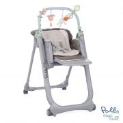 Cadeira de Papa Polly Magic Relax Dove Grey