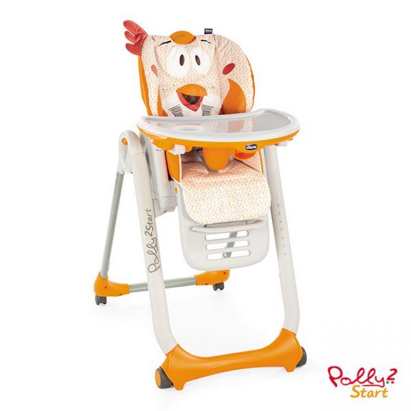 Cadeira de Papa Chicco Polly 2 Start Fancy Chicken