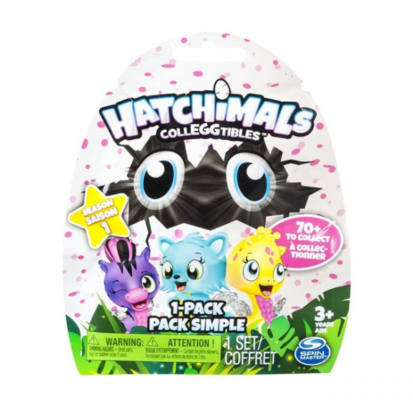 Mini Hatchimals – Saqueta