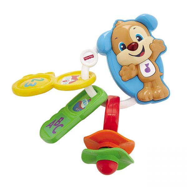 Chaveiro do Cãozinho Aprender e Brincar