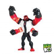 Ben 10 – Figura Power Up Luz e Sons Four Arms