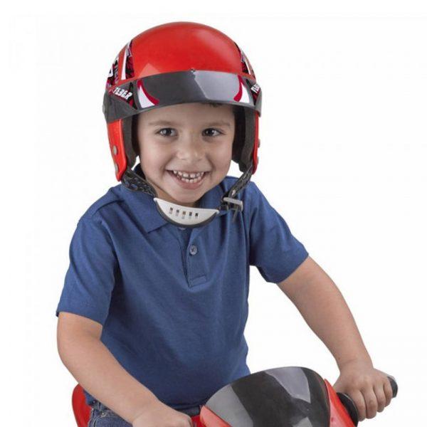 Capacete Feber Racing Red