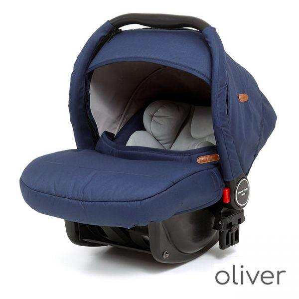 Duo Oliver Blue