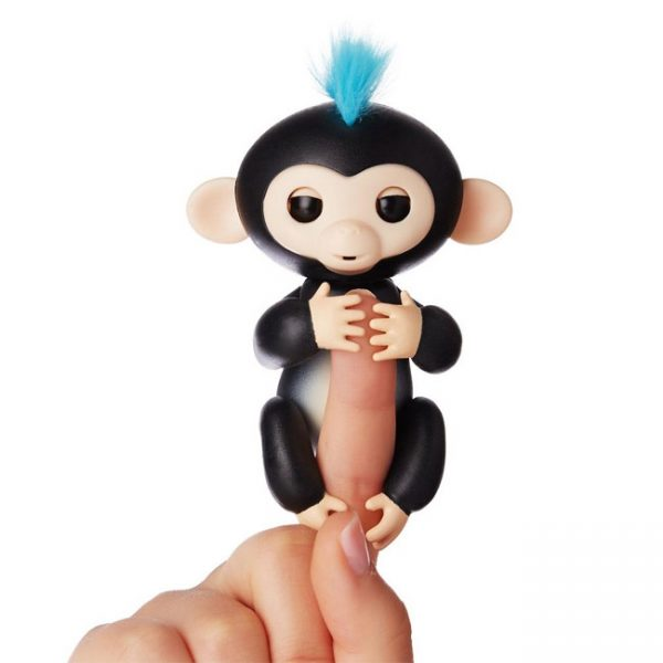 Fingerlings – Macaco Interativo Finn (preto)