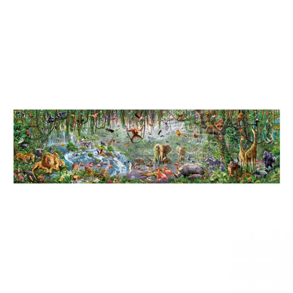 Puzzle 33600 Peças Vida Selvagem