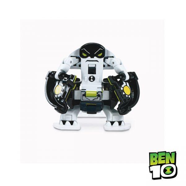 Ben 10 – Relógio Omni-Launch Diamondhead e Cannonbolt