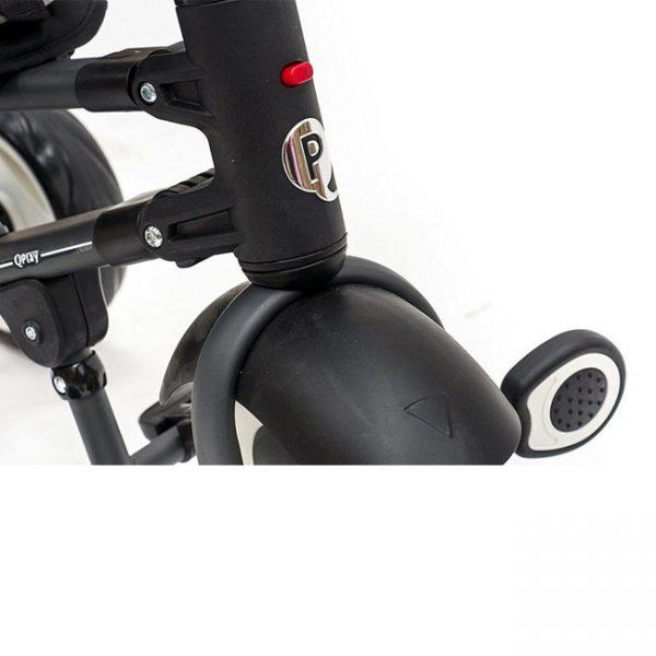 Triciclo Dobrável Rito Grey