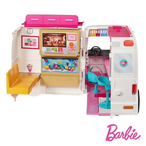 Barbie Ambulância