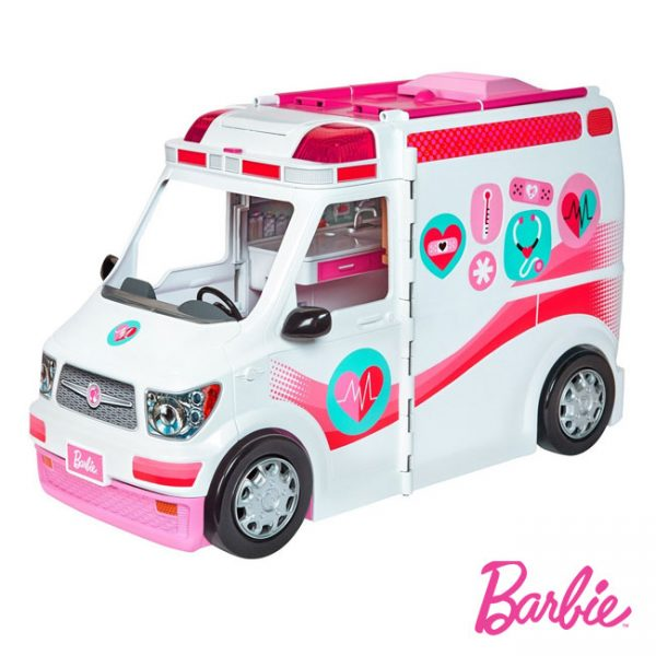 Barbie Ambulância