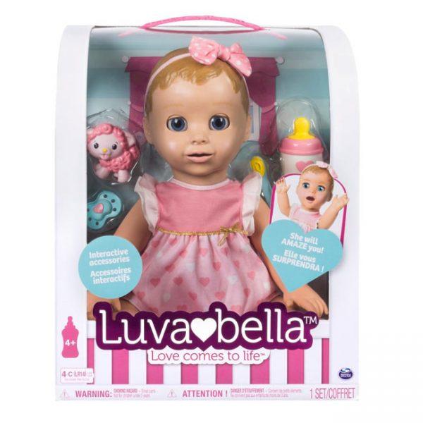 Luvabella – Boneca Interactiva