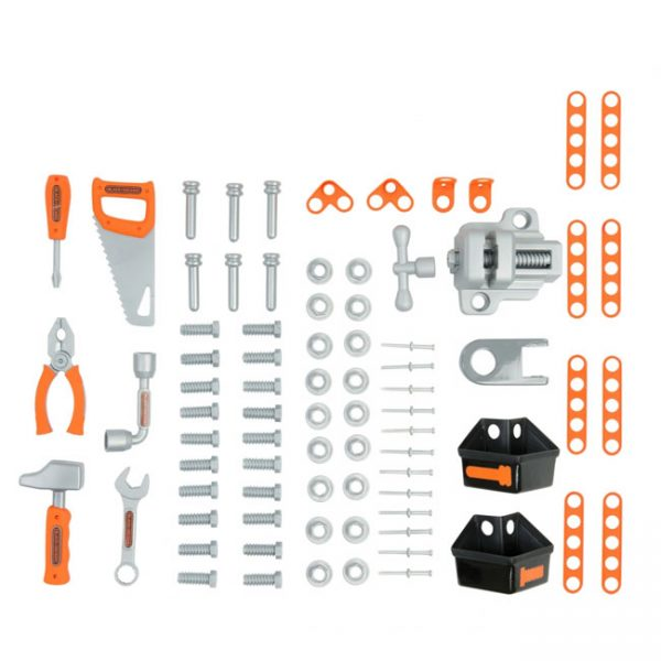 Banca Ferramentas Black+Decker Bricolo One