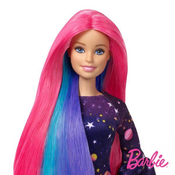 Barbie Cores Cabelo Surpresa