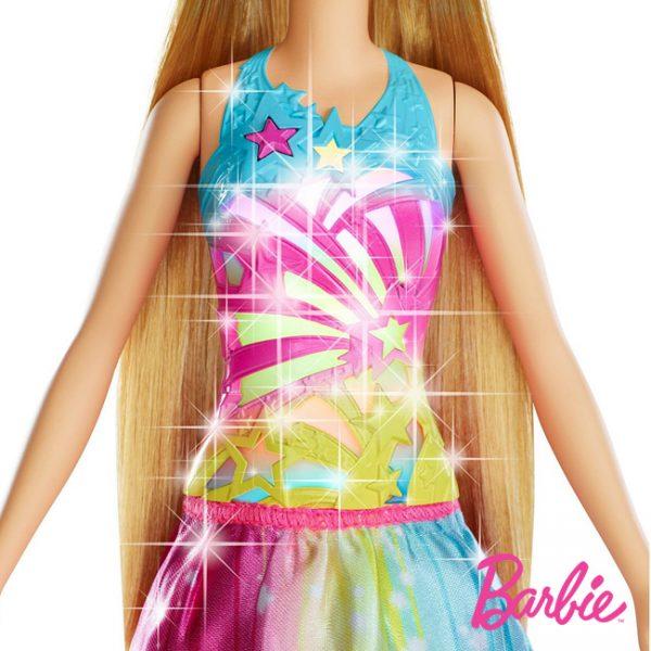 Barbie Princesa Dreamtopia Vale do Arco-Íris