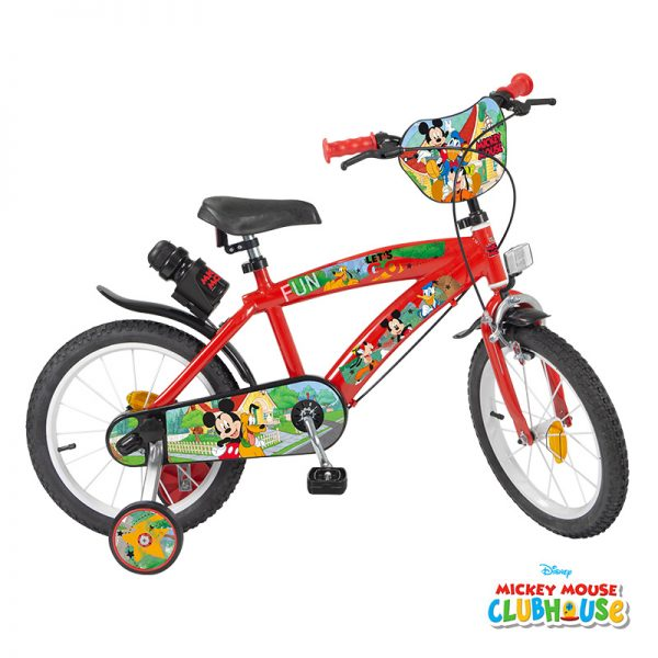 Bicicleta Mickey 16″