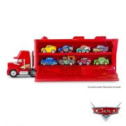 Cars – Mini Racers Mack Camião de Transporte