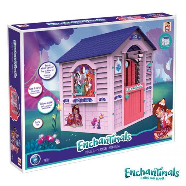 Casa Jardim Enchantimals