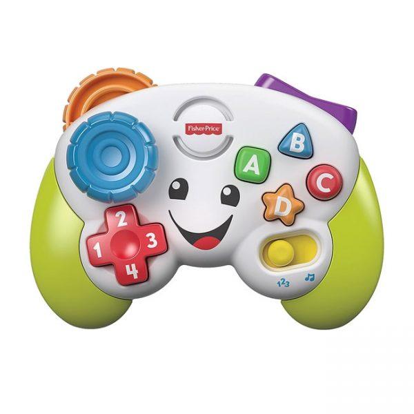 Comando de Jogos Aprender e Brincar