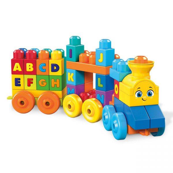 Comboio ABC Mega Bloks