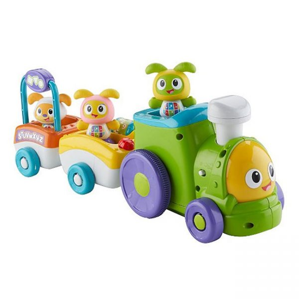 Comboio do Beatbo Fisher-Price