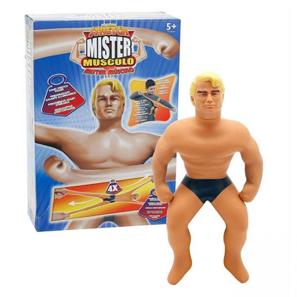 Mister Músculo – Stretch Armstrong