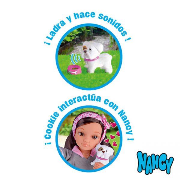 Nancy e o Seu Chachorro Cookie