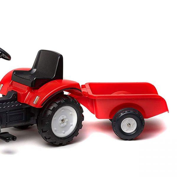 Trator Farm Master 720i + Reboque