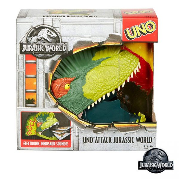 UNO Extreme Jurassic World