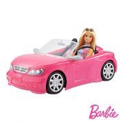Barbie e o seu Descapotável c/ Boneca