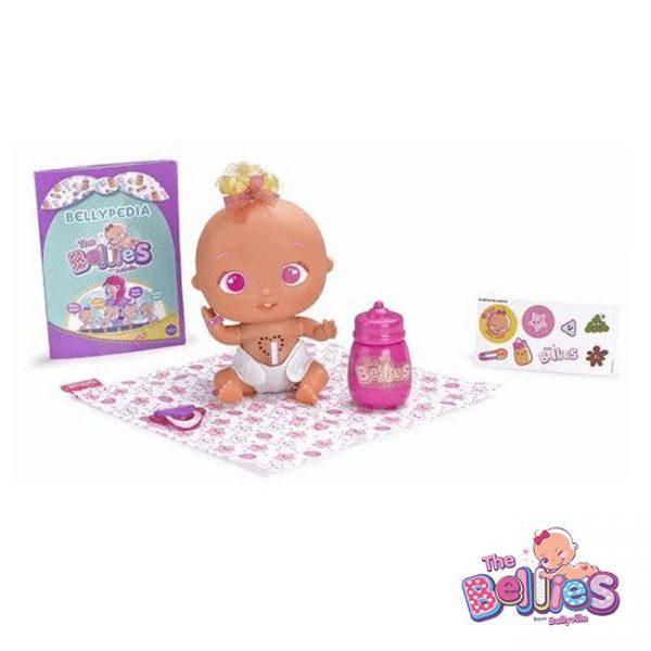 Bellies Pinky – Twink!